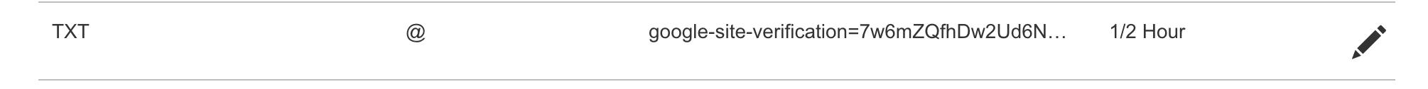 TXT-value-for-google-verification