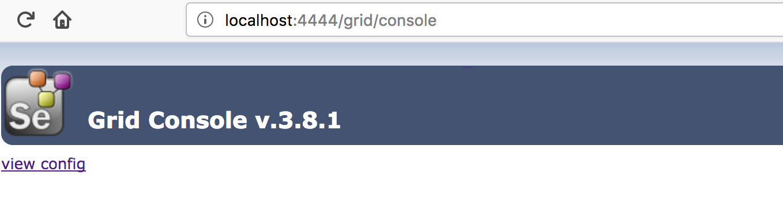 grid-console-browser-selenium-hub