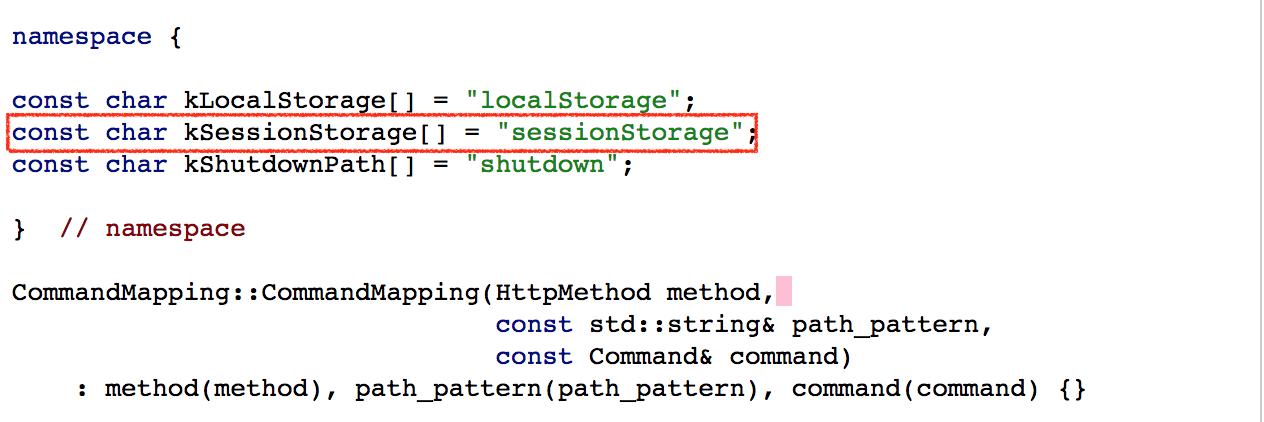 chromedriver-session-storage-variable