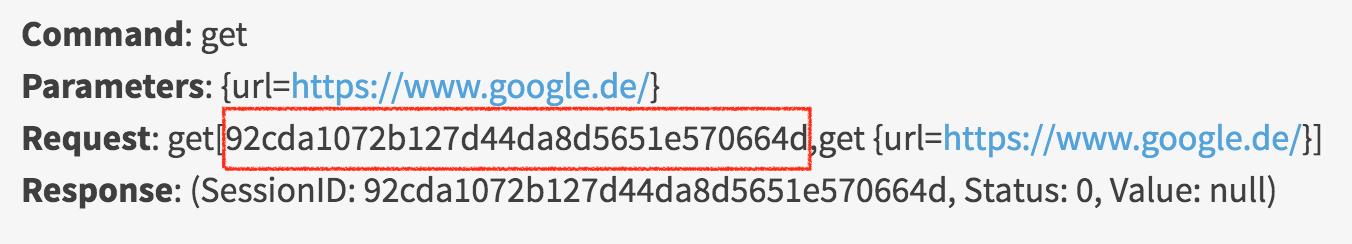 open-url-webdriver-command